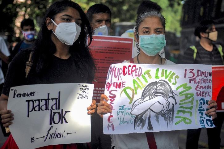 Dalit Gang Rape, MP Gang Rape, Dalit Rape Victim, Dalit Lives Matter, India Rape Protest