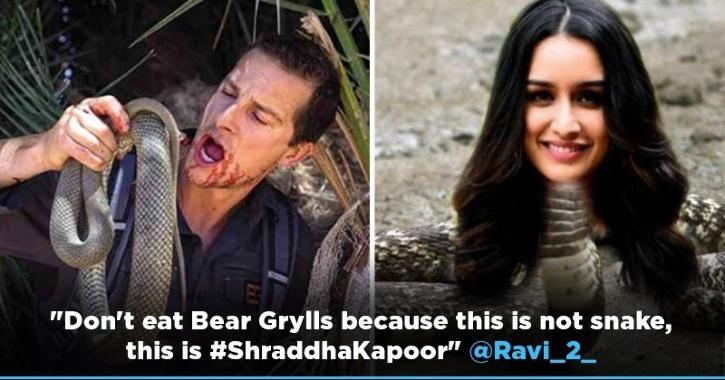 Bollywood Is Making A Superhero Movie On Ichchadhari Naagin Starring Shraddha & Fans Can