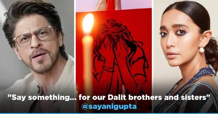 Sayani Gupta questions Shah Rukh Khan