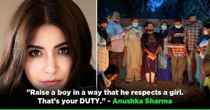 Anushka Sharma Pens A Hard-Hitting Note For Parents On