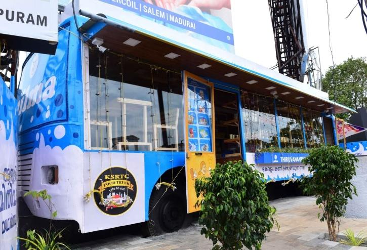It is assumed that the venture will be profitable even if a driver is appointed to deploy the food buses