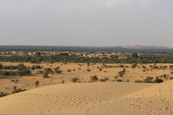 Sand Dune Park, Sand Dune Park Goa, Sand Dune Park India, Goa Sand Dune Ecosystem, Sand Dune NGT