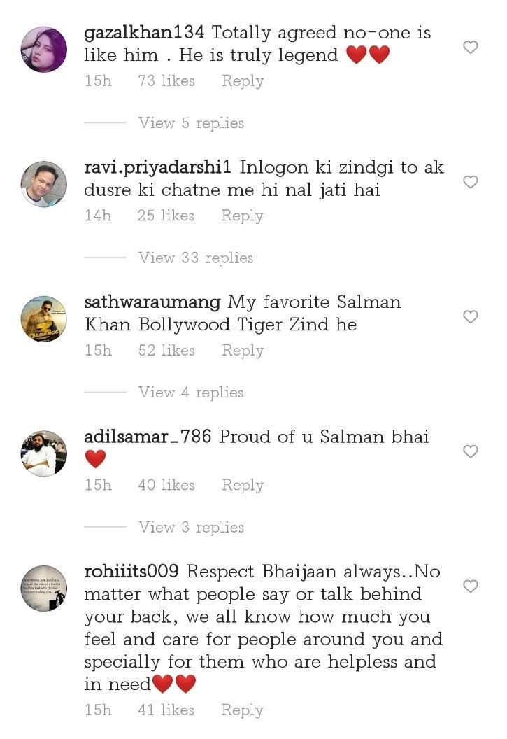 Salman Khan pays medical bills of Faraaz Khan.