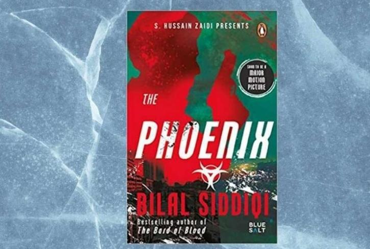The Phoenix by Bilal Siddiqi