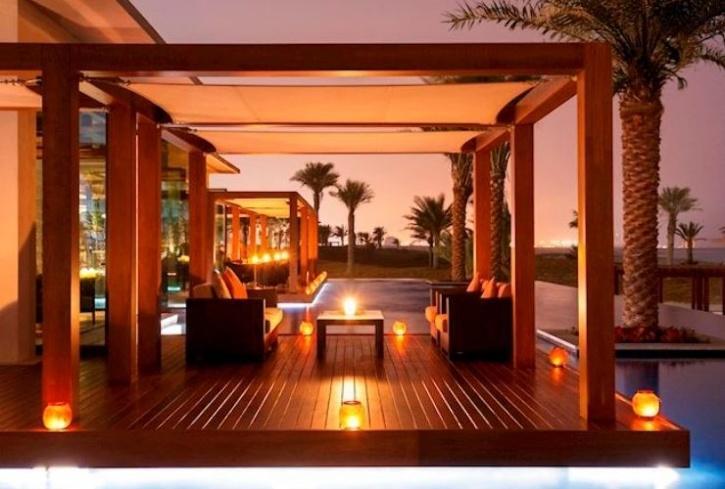 Sontaya, Abu Dhabi