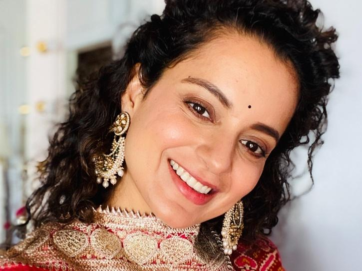 Kangana Ranaut takes a dig at Maharashtra government after an FIR is filed against her.
