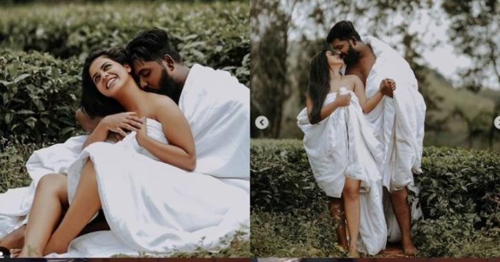 Couple abused and trolled for viral wedding shoot respond