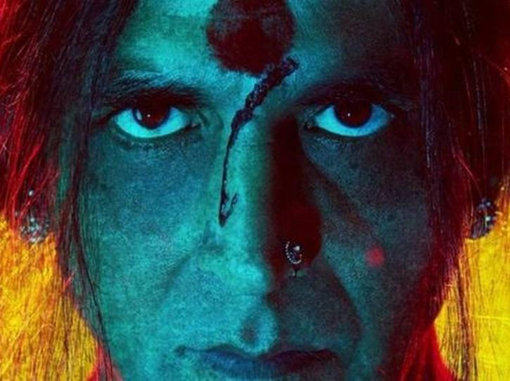 Akshay Kumar as Laxmmi Bomb.