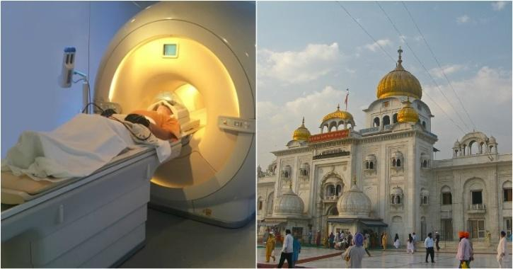 cheapest MRI delhi