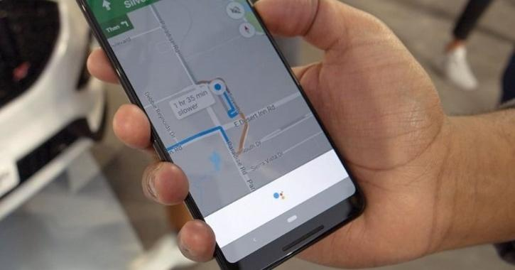 Google maps used for robbery