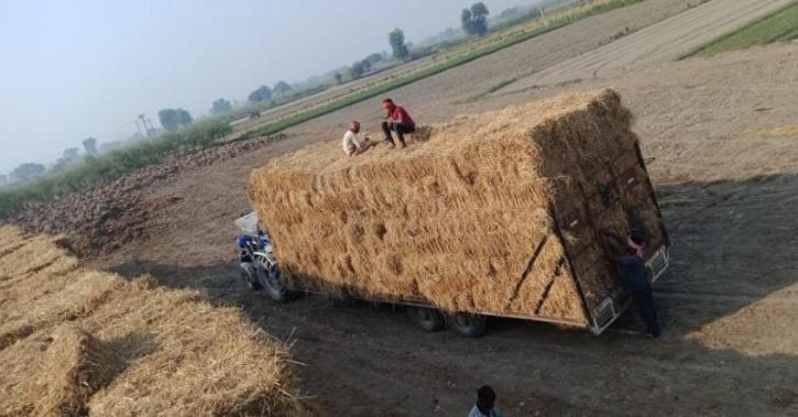 crop residue compost naandi foundation