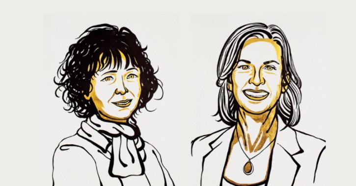 Nobel Prize in Chemistry, Nobel Prize 2020, Genome Editing, Emmanuelle Charpentier, Jennifer A. Doudna, Technology News, Science News