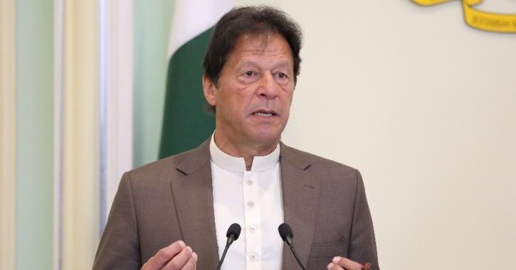 imran khan pakistan prime minister