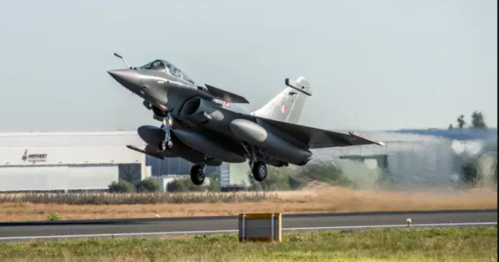 , India is all set to receive three more Rafale fighter jets on November 5.
