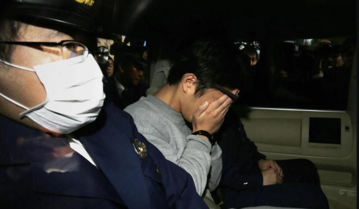 Takahiro Shiraishi, who dismembered eight women and one man