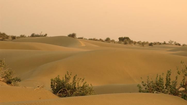 Rajasthan , Rajasthan  River, Lost River, Thar Desert, Thar Desert River, Lost River in Thar, River Saraswati