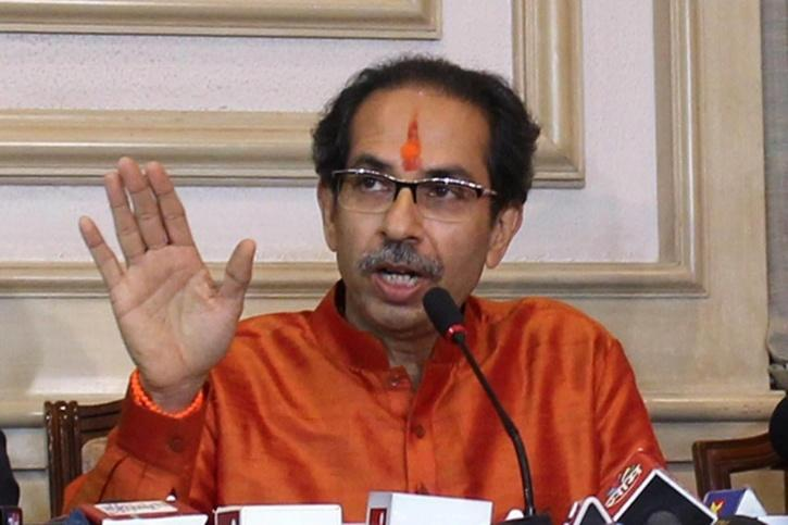 Uddhav Thackeray ./ Agencies