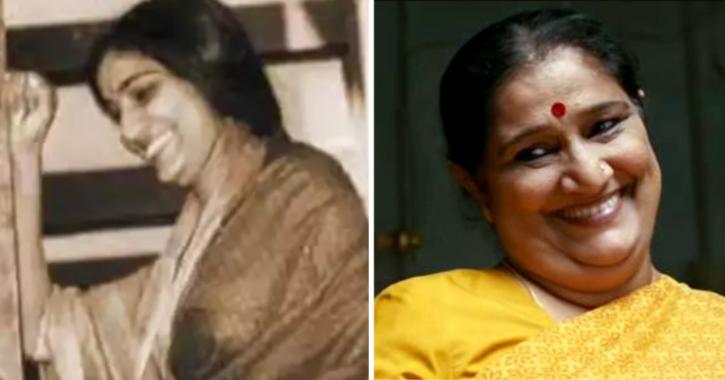 Seema Pahwa as Badki in Hum Log.