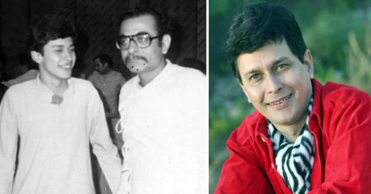 Cast of Hum Log: Abhinav Chaturvedi as Nanhe