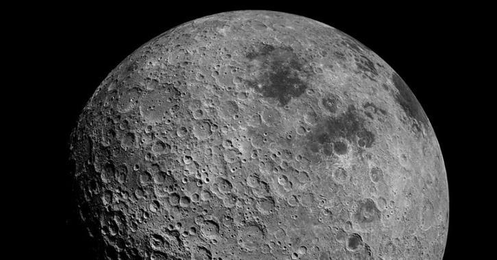 moon has water