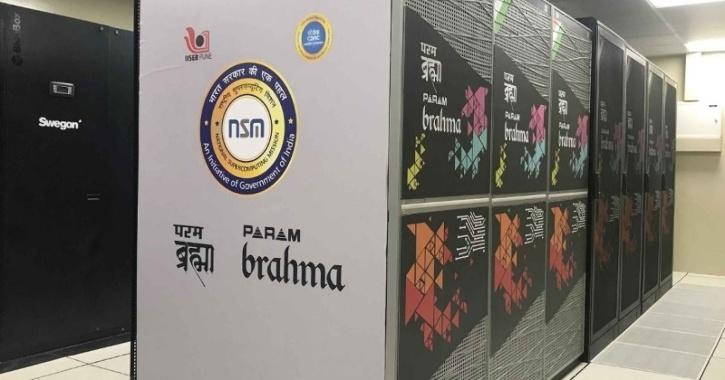 indian supercomputer expansion