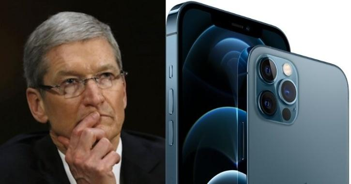 Apple Loses $81 Billion after iPhone 12 Launch