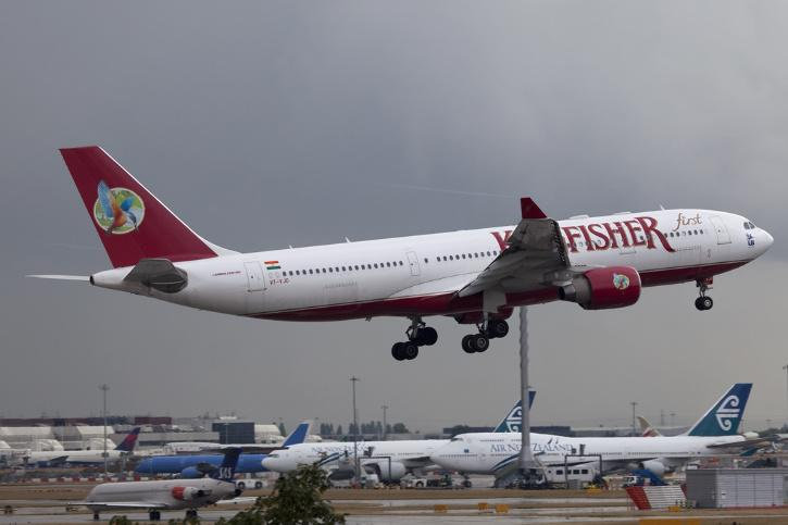 Kingfisher Airlines Loan