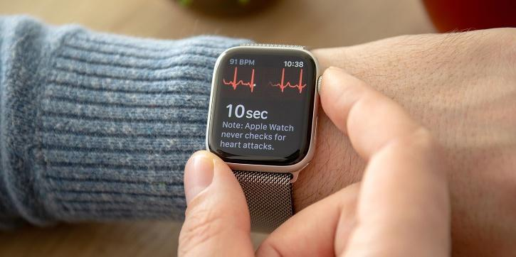 The Apple Watch has to date saved many lives