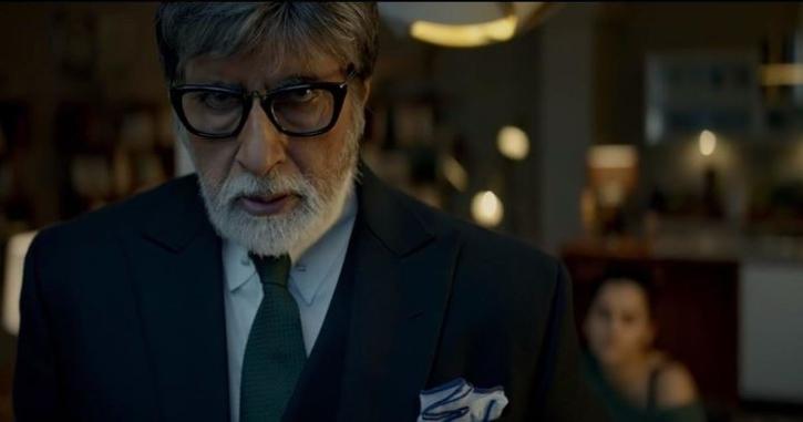 Amitabh Bachchan in Badla / IMDB