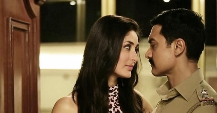 Kareena Kapoor and Aamir Khan in Talaash / TOI