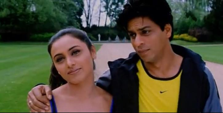Naina with Rahul in Kabhi Khushi Kabhi Gham / Twitter