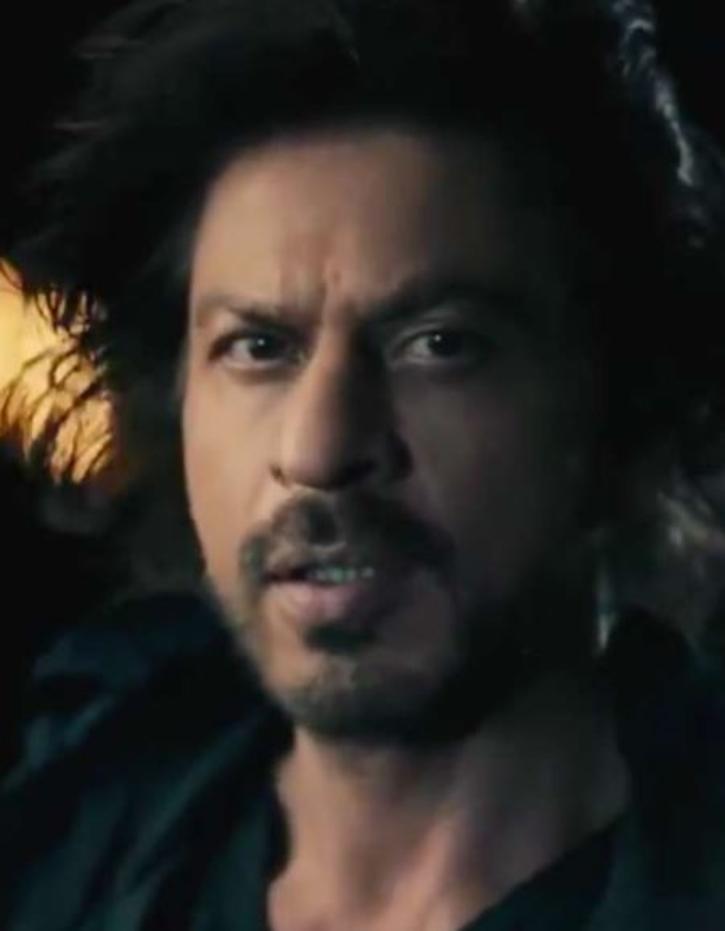 Shah Rukh Khan in Laphao / Youtube