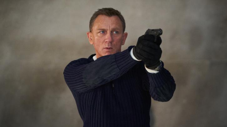 Daniel Craig in No Time To Die / Agencies