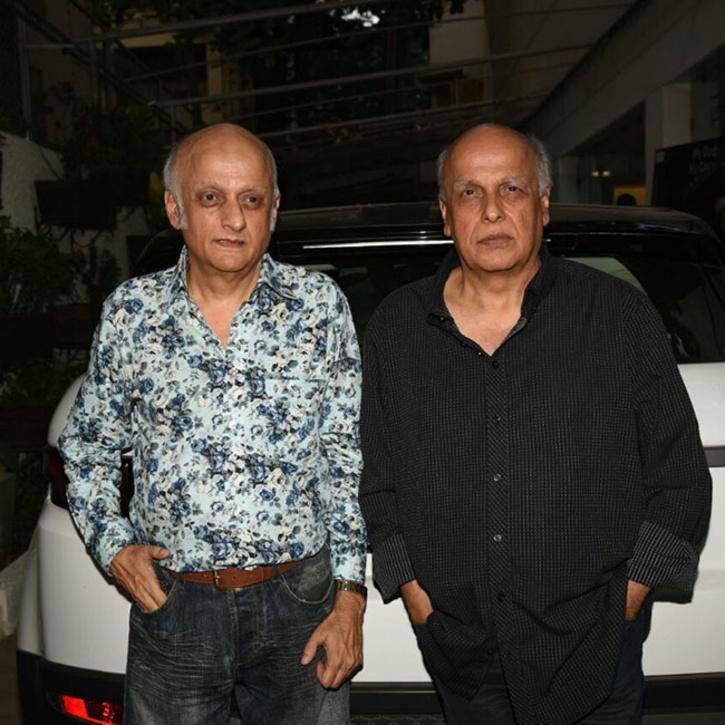 Mahesh Bhatt and Mukesh Bhatt / Agencies