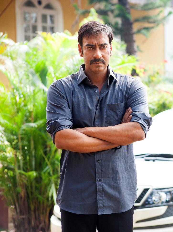 Ajay Devgn in Drishyam / IMDB