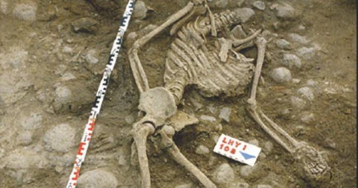 skeletons found