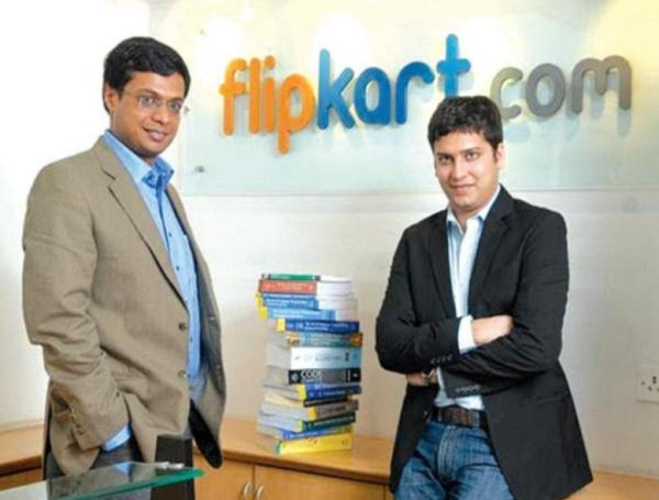 flipkart founders