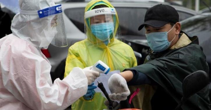 china coronavirus cases surge