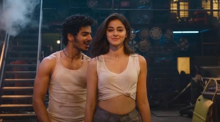 Khaali Peeli stars Ishaan Khattar and Ananya Panday