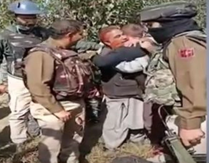 father-of terrorist surrendered in j&k