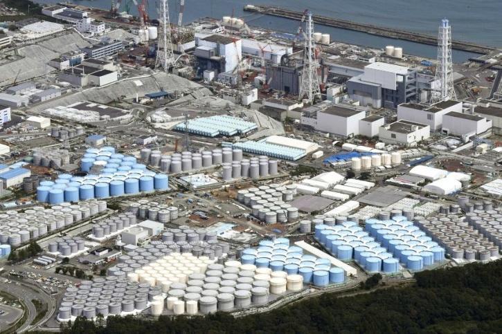 million tonnes of water treated to reduce radioactivity