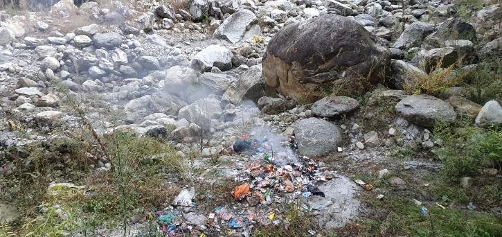 garbage himachal