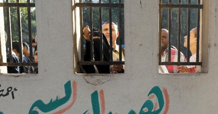 egypt cairo jail