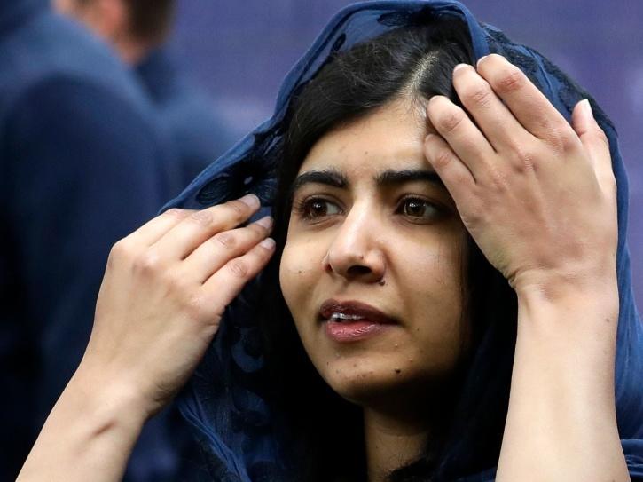 Malala Yousafzai tweet