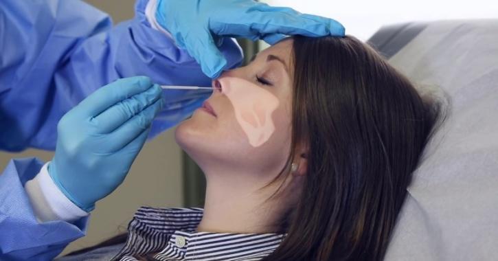 nasal test