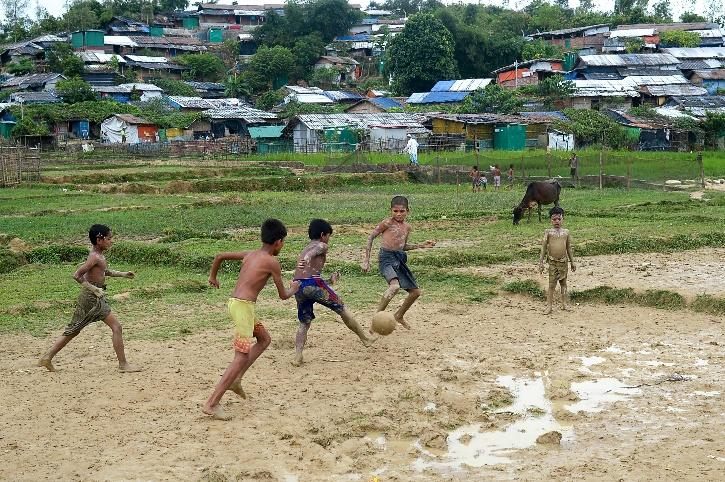 myanmar children rights violation