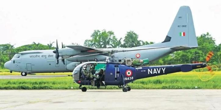 INS Garuda in Kochi