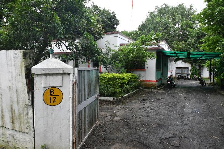 Amit Shah house in Bhopal