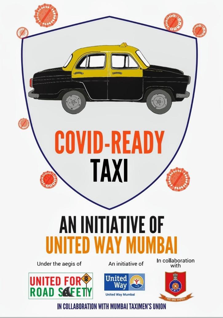 COVID read taxi initiate