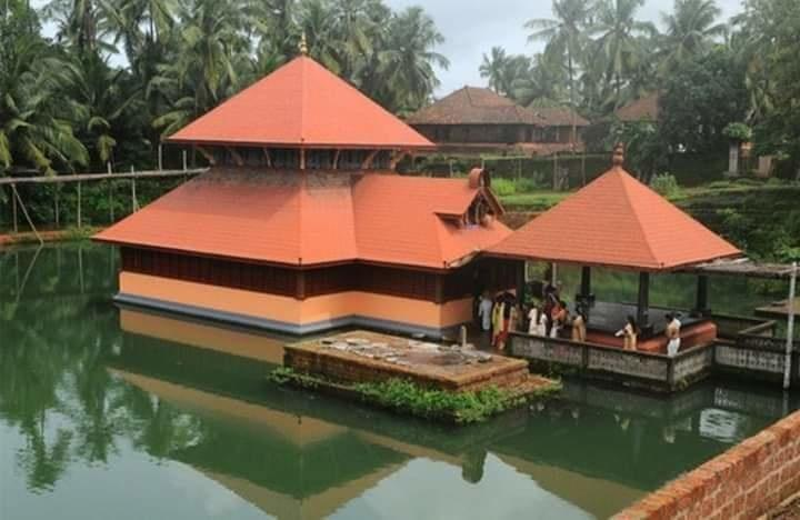 Sri Ananthapura temple in North Kerala Kasaragod